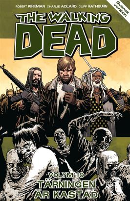 Bild på The Walking Dead 19: Tärningen är kastad