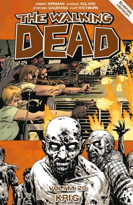 Bild på The Walking Dead 20: Krig