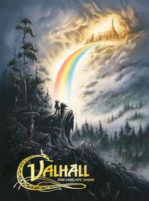 Bild på Valhall: den samlade sagan 1